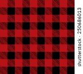 a flannel pattern illustration...   Shutterstock .eps vector #250686013
