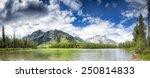 Panoramic View Of Serene Water...