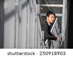 a handsome asian young man | Shutterstock . vector #250918903