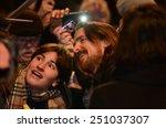 berlin   germany   february 8 ... | Shutterstock . vector #251037307