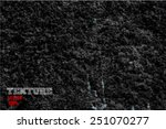 vector rusted sheet of metal ... | Shutterstock .eps vector #251070277