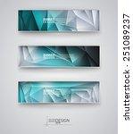 business design templates. set... | Shutterstock .eps vector #251089237
