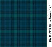 tartan traditional checkered...   Shutterstock .eps vector #251127487