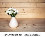 Flowers. Delicate Bouquet Of...