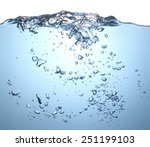 high resolution. wave and... | Shutterstock . vector #251199103