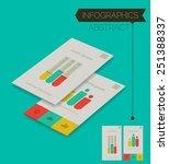 3d isometric infographics...