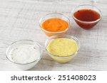 Garlic  Chili  Curry And...