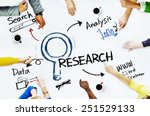 Small photo of Group of People with Research Concept