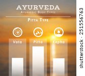ayurveda vector illustration.... | Shutterstock .eps vector #251556763