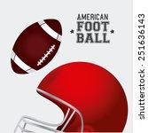 sport design over white... | Shutterstock .eps vector #251636143