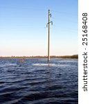 flood on river | Shutterstock . vector #25168408