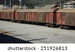 boxcars   Shutterstock . vector #251926813