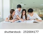 education  student  people... | Shutterstock . vector #252004177