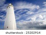 The Southwold Lighthouse...