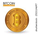 money design over white... | Shutterstock .eps vector #252114697