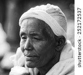 aksum  ethiopia   sep 27  2011  ... | Shutterstock . vector #252172537