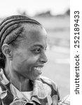 omo valley  ethiopia  ... | Shutterstock . vector #252189433