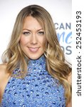 colbie caillat at the 2nd... | Shutterstock . vector #252453193