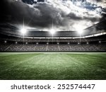 stadium | Shutterstock . vector #252574447