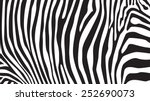 Zebra Stripes Pattern ...