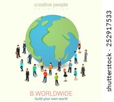 Be Worldwide Cosmopolitan...
