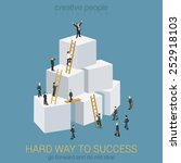 Way To Success In Business Fla...