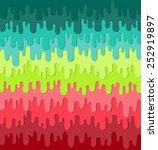 rainbow abstract background | Shutterstock .eps vector #252919897