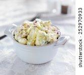 Potato Salad Shot With...