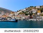 july. 10 2014   beautiful... | Shutterstock . vector #253202293