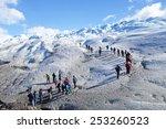 el calafate patagonia ... | Shutterstock . vector #253260523