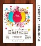 Easter Egg Hunt Invitation....