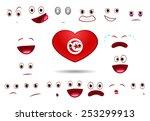 tunisia | Shutterstock .eps vector #253299913