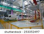 yelabuga  russia   may 12  2014 ... | Shutterstock . vector #253352497