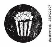 pop corn icon.