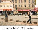 johannesburg  south africa  ... | Shutterstock . vector #253456963