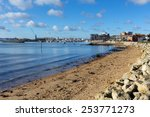 View Towards Poole Harbour And...