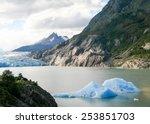 Постер, плакат: Glacier in Torres del