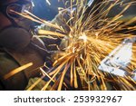 overwrites the master of... | Shutterstock . vector #253932967