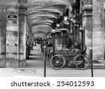 paris  france   november 18 ... | Shutterstock . vector #254012593