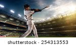 Professional Baseball Player I...