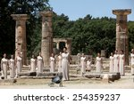 Olympia   Greece  May 9  2012 ...