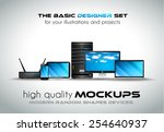 modern devices mockups for your ...