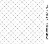 vector seamless pattern. modern ...   Shutterstock .eps vector #254646763