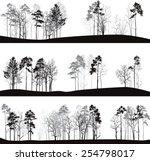 Set Of Different Landscapes...