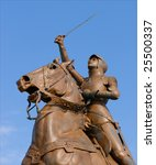 Joan Of Arc Statue  Blois ...