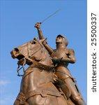 Joan Of Arc Statue  Blois ...