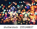 festive elegant abstract... | Shutterstock . vector #255148837