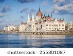 Budapest  Hungarian Parliament...