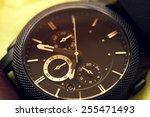 Elegant Casual Brown Watch On...