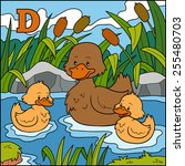 Color Alphabet For Children ...